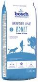 Корм для собак Bosch Breeder Line ягненок 20 кг