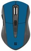 Мышь Defender Accura MM-965 Blue USB