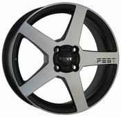 Колесный диск Proma ЛеМан 6.5x15/4x100 D60.1 ET50 Алмаз матовый