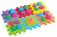 Сортер PlayGo Куб Друзья Животные