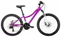 Подростковый горный (MTB) велосипед FORWARD Seido 24 2.0 disc (2019)