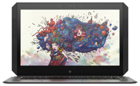Планшет HP ZBook x2 G4 i7-8550U 8Gb 128Gb