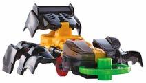 Интерактивная игрушка трансформер РОСМЭН Дикие Скричеры. Линейка 1. Найтвивер (34820)