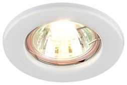 Встраиваемый светильник Elektrostandard 9210, белый