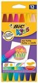 BIC Пастель масляная Oil Pastel 12 цветов (926446)