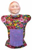 Русский стиль Кукла-перчатка Бабка, 11010