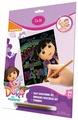 Гравюра D&M Dora Радужное настроение (65123) цветная основа