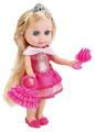 Кукла Карапуз Hello Kitty Моя подружка Машенька с комплектом одежды, 15 см, в ассортименте, MARY63010А-HK