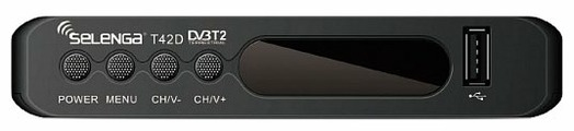 TV-тюнер Selenga T42D