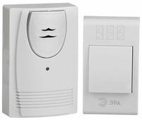 Звонок с кнопкой ЭРА C61 электронный беспроводной (количество мелодий: 32)