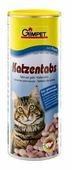 Витамины GimPet Katzentabs с рыбой