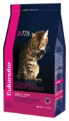Корм для стерилизованных кошек Eukanuba для профилактики МКБ, с курицей