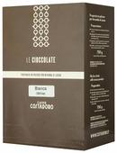 Costadoro Le Cioccolate White Chocolate Горячий шоколад растворимый Белый в пакетиках