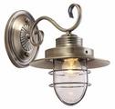 Настенный светильник Arte Lamp Lanterna A4579AP-1AB