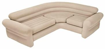 Надувной диван Intex Corner Sofa