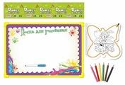 Доска для рисования детская Zhorya с маркером (ZY447857)