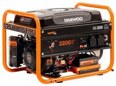 Бензиновая электростанция Daewoo Power Products GDA 3500E