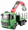 Лесовоз Double Eagle Mercedes-Benz Arocs (E352-003) 1:20 38 см