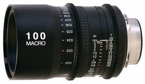 Объектив Tokina AT-X 100 T2.9 (AT-X M100) MF Macro Cinema Canon EF
