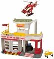 HTI Игровой набор Спасательная станция МЧС Teamsterz: Air Rescue HQ 1416247