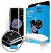 Защитное стекло Whitestone Dome Glass для Galaxy Samsung S8+ (GP-G965WTEEBAA)