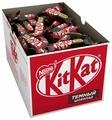 Конфеты KitKat DARK темный шоколад с хрустящей вафлей, коробка