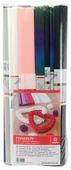 Цветная бумага крепированная в рулонах Ассорти Werola, 50х250 см, 20 л., 5 цв.
