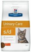 Hill's Корм для кошек Hill s Prescription Diet при лечении МКБ, с курицей