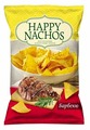 Чипсы Happy Nachos кукурузные Барбекю