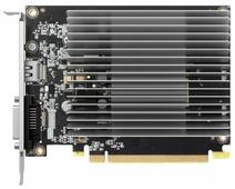 Видеокарта Palit GeForce GT 1030 1227Mhz PCI-E 3.0 2048Mb 6000Mhz 64 bit DVI HDMI HDCP KalmX