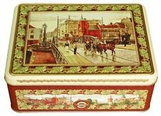 Чай Hilltop Английская шкатулка подарочный набор
