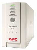 Резервный ИБП APC by Schneider Electric Back-UPS BK650EI
