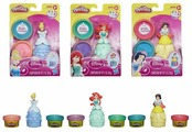 Масса для лепки Play-Doh Принцессы Диснея в ассортименте (A7402)