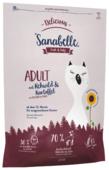 Корм для кошек Sanabelle беззерновой, при чувствительном пищеварении, с косулей