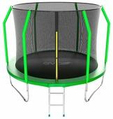 Каркасный батут EVO Jump 10FT Cosmo 305х305х254 см