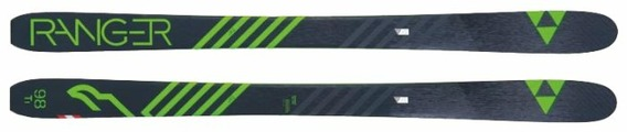 Горные лыжи Fischer Ranger 98 Ti (18/19)