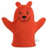 Наивный мир Кукла рукавичка Медведь (011.04)