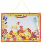 Доска для рисования детская Играем вместе Фиксики с русскими буквами (L787-H27560-FIX)