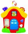 Интерактивная развивающая игрушка Kiddieland Домик (51466)