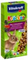 Лакомство для кроликов Vitakraft Крекеры Original лесные ягоды и бузина