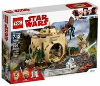 Конструктор LEGO Star Wars 75208 Хижина Йоды