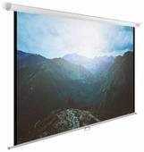 Рулонный матовый белый экран cactus WallExpert CS-PSWE-240x240-WT