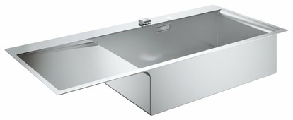 Врезная кухонная мойка Grohe K1000 31582SD0 116х52см нержавеющая сталь