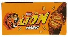 Батончик Lion Peanut, 40 г, коробка