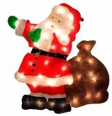 Панно Волшебная страна Дед Мороз 43 х 29 см P-SC