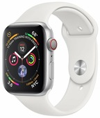 Часы Apple Watch Series 4 GPS + Cellular 44mm Aluminum Case with Sport Band