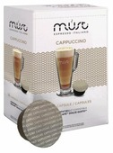 Кофе в капсулах MUST Cappuccino (16 шт.)