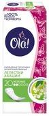 Ola! прокладки ежедневные Daily Deo Лепестки Акации