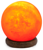 Солевая лампа Stay Gold Сфера 2-3 кг (с диммером)