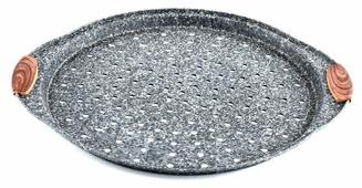 Форма для пиццы стальная CS-Kochsysteme Steinfurt CS064303 (37х33х2 см)